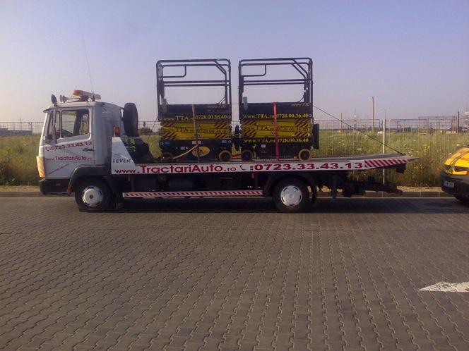 Mercedes Ecopower 814