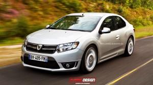Dacia Logan Sport