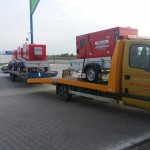 Transport generatoare curent 2