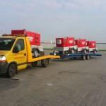Transport generatoare curent 5