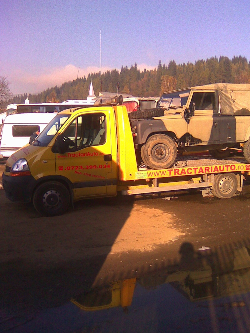 Tractari masini de teren SUV JEEP