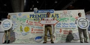 Michelin anvelope rezistente 100.000 km