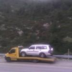 Tractari auto DN1