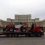 Autospeciala tractari Scania macara 1